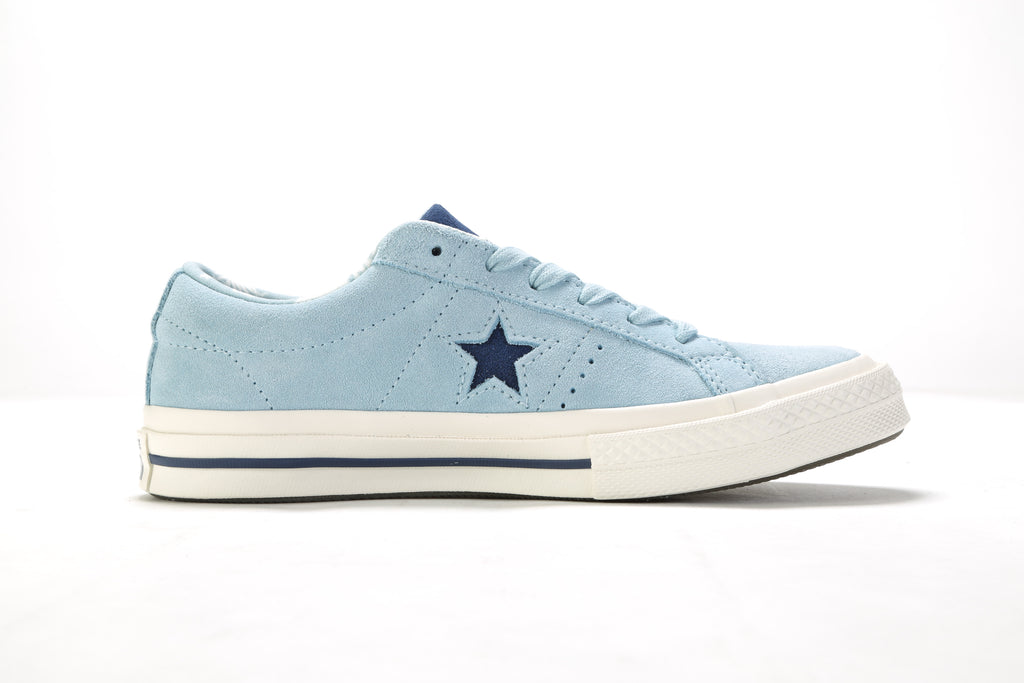 One Star Ox - Ocean Bliss/Navy/Egret
