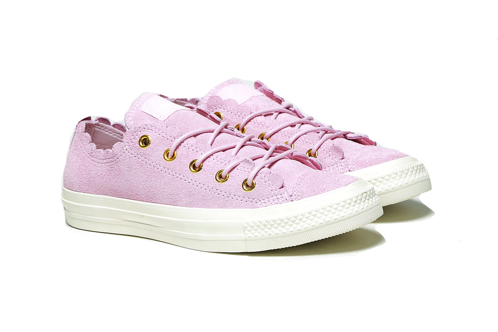 Women s CTAS Ox - (Frilly Thrills) Pink Foam Gold Egret – PRIME 68bf9d367
