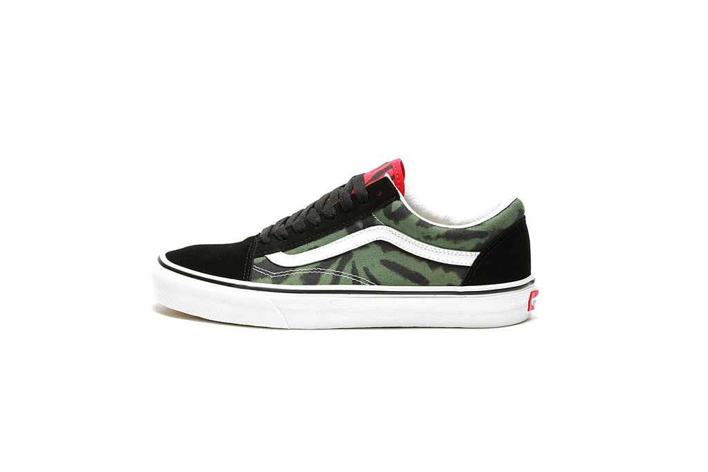 Old Skool - (Tie Dye) Multi/Black