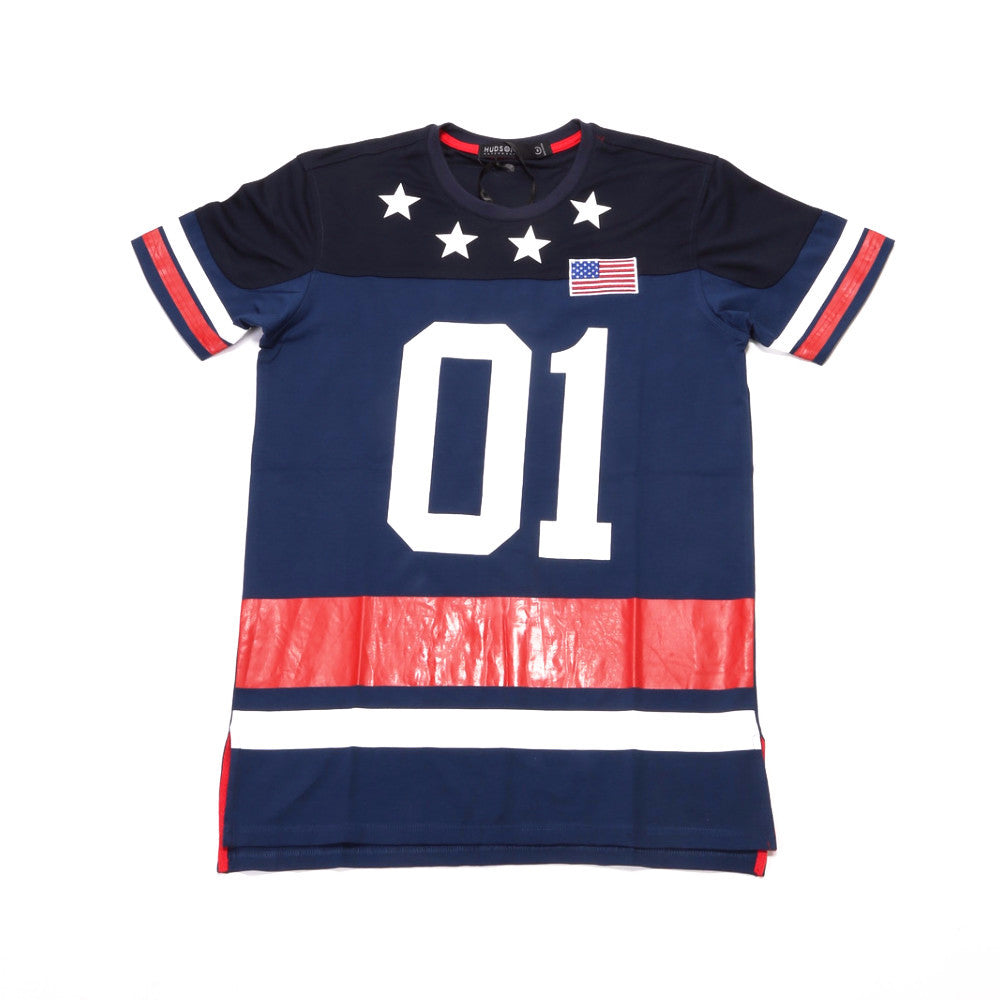 International Tee - Navy