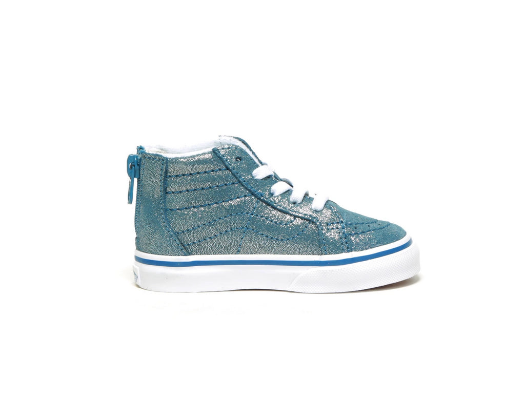 Toddlers Sk8-Hi Zip - (Harry Potter) Hogwarts/Metallic