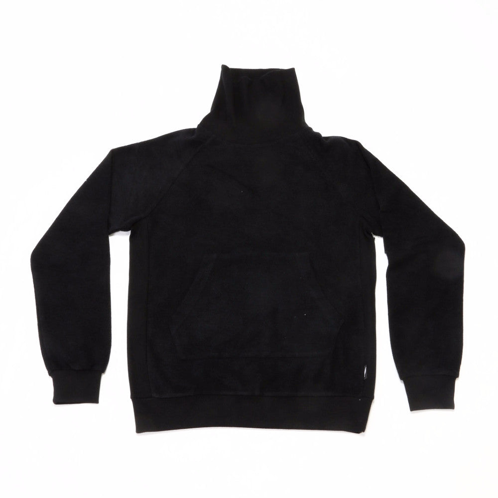 Behan Knitted Turtle Neck - Black