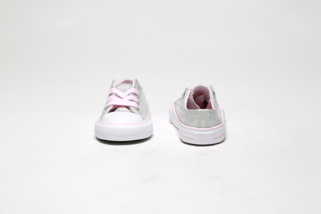 Infant CTAS Ox - (Twilight Court) Mouse/Pink Foam/White