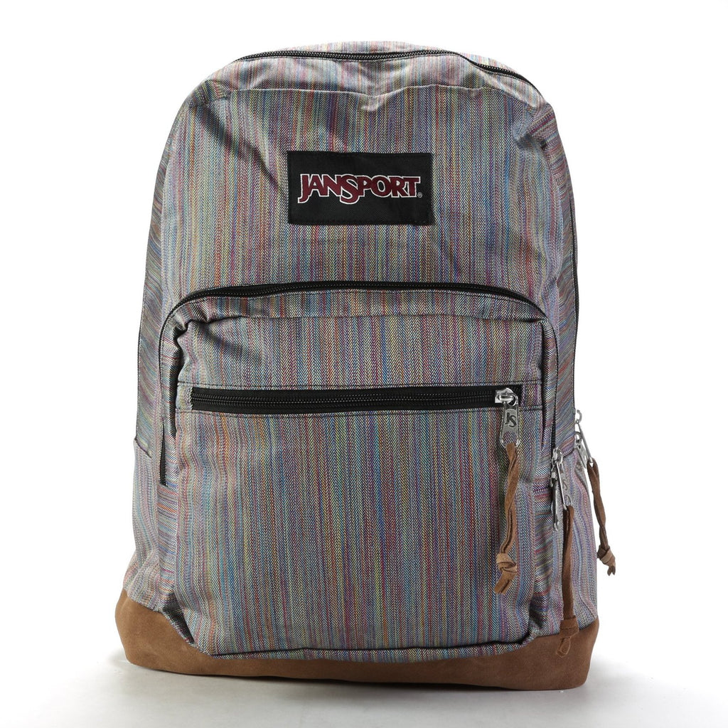 Right Pack DE - Multi Color Woven Stripe