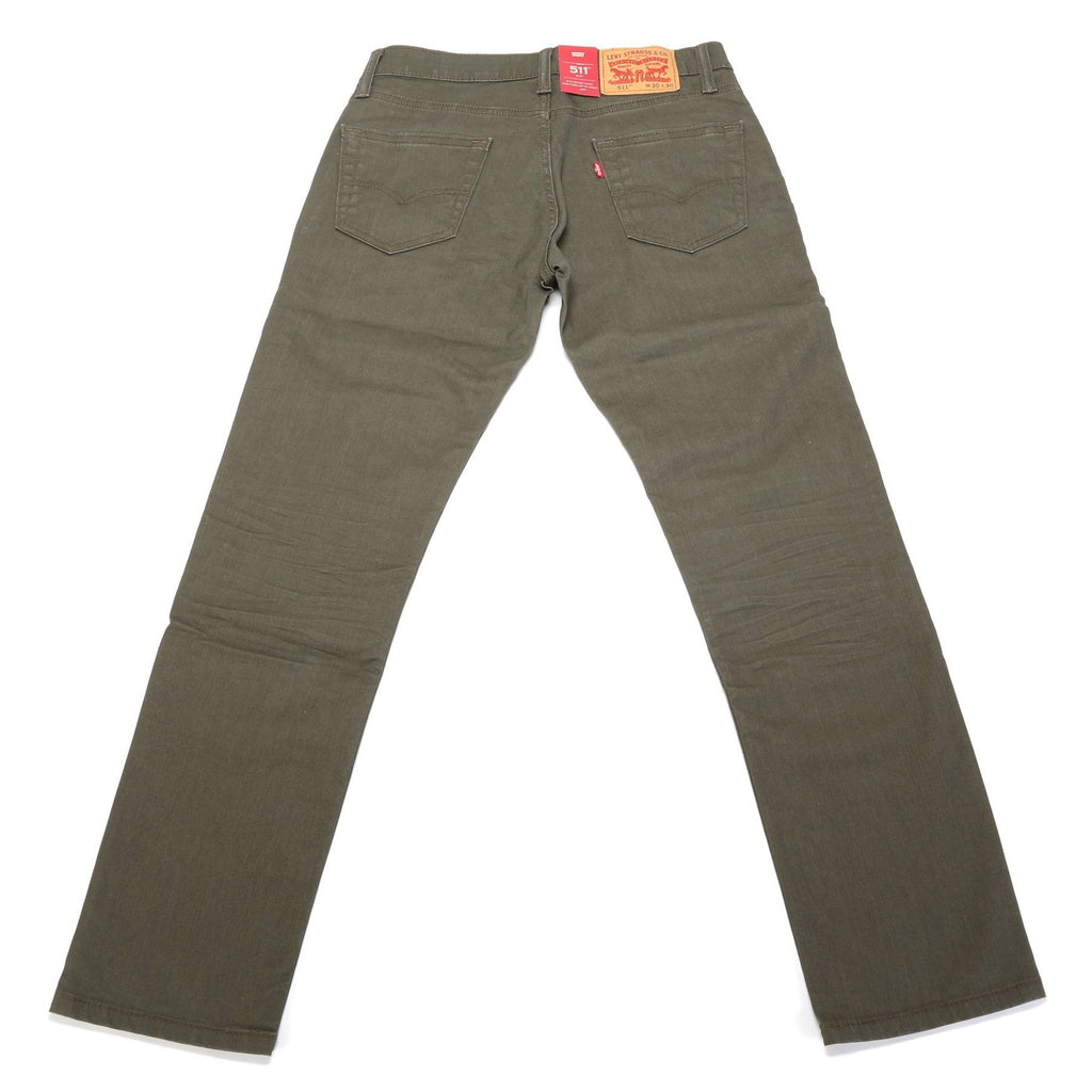 511 Slim Fit Jeans - New Khaki