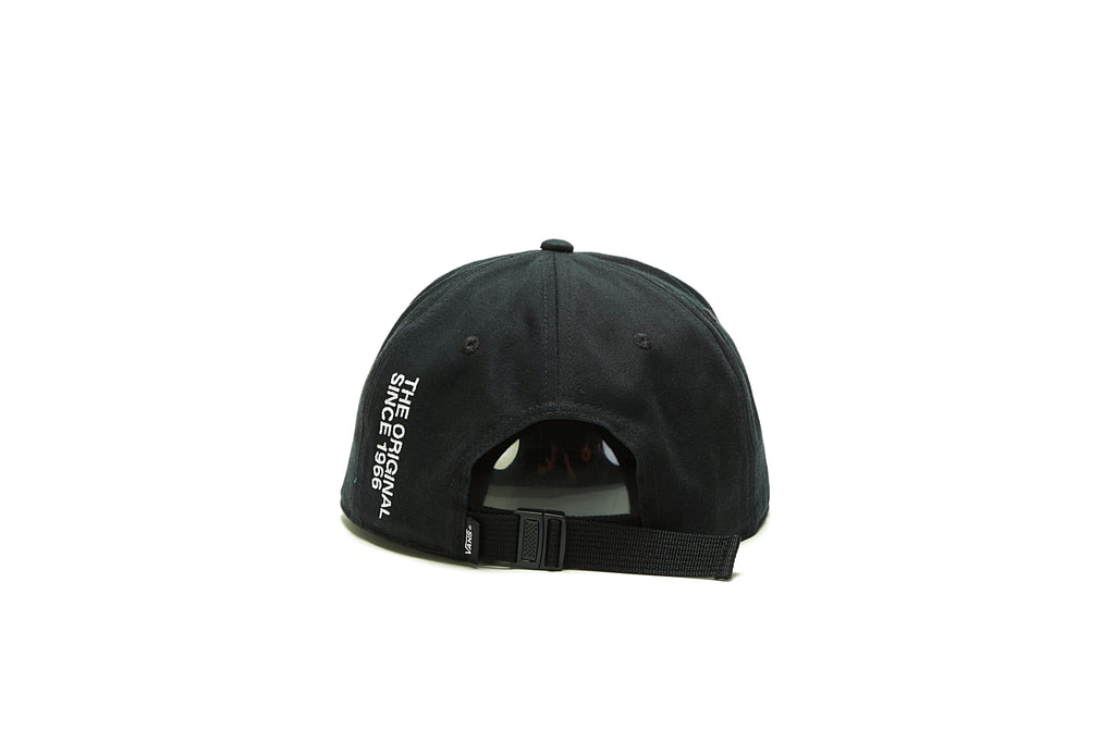 OTW Distort Snapback - Black