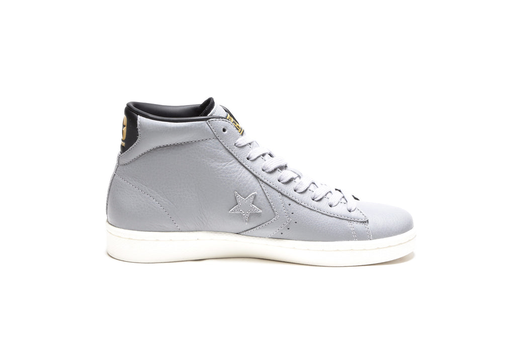 Pro Leather 76 Mid - Dolphin/Black/Aged Gold