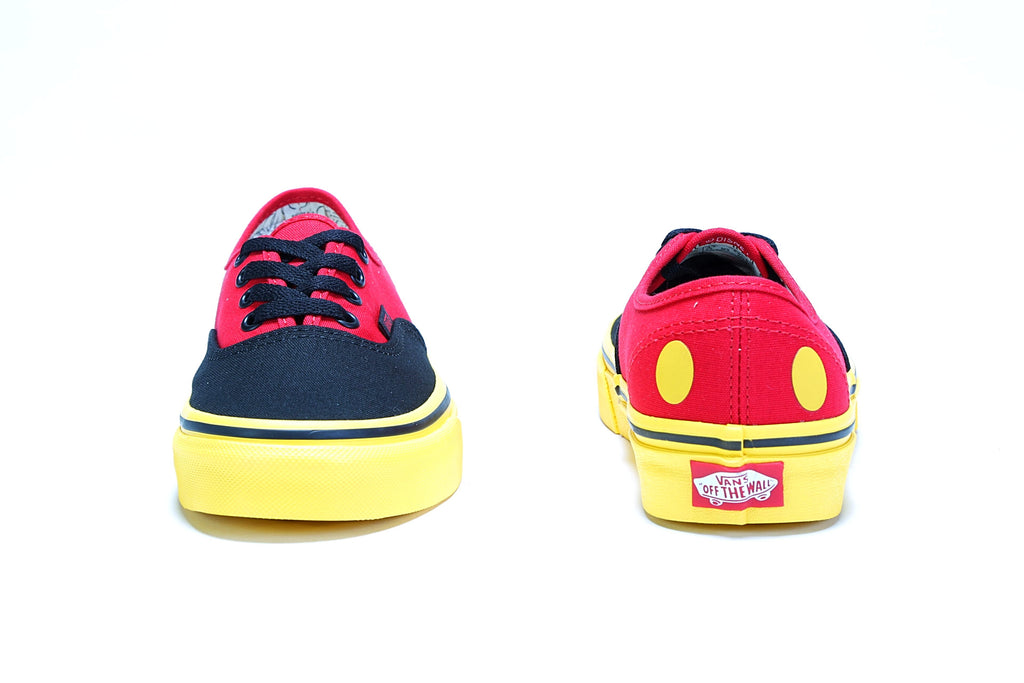 Authentic - (Disney) Mickey/Red/Yellow