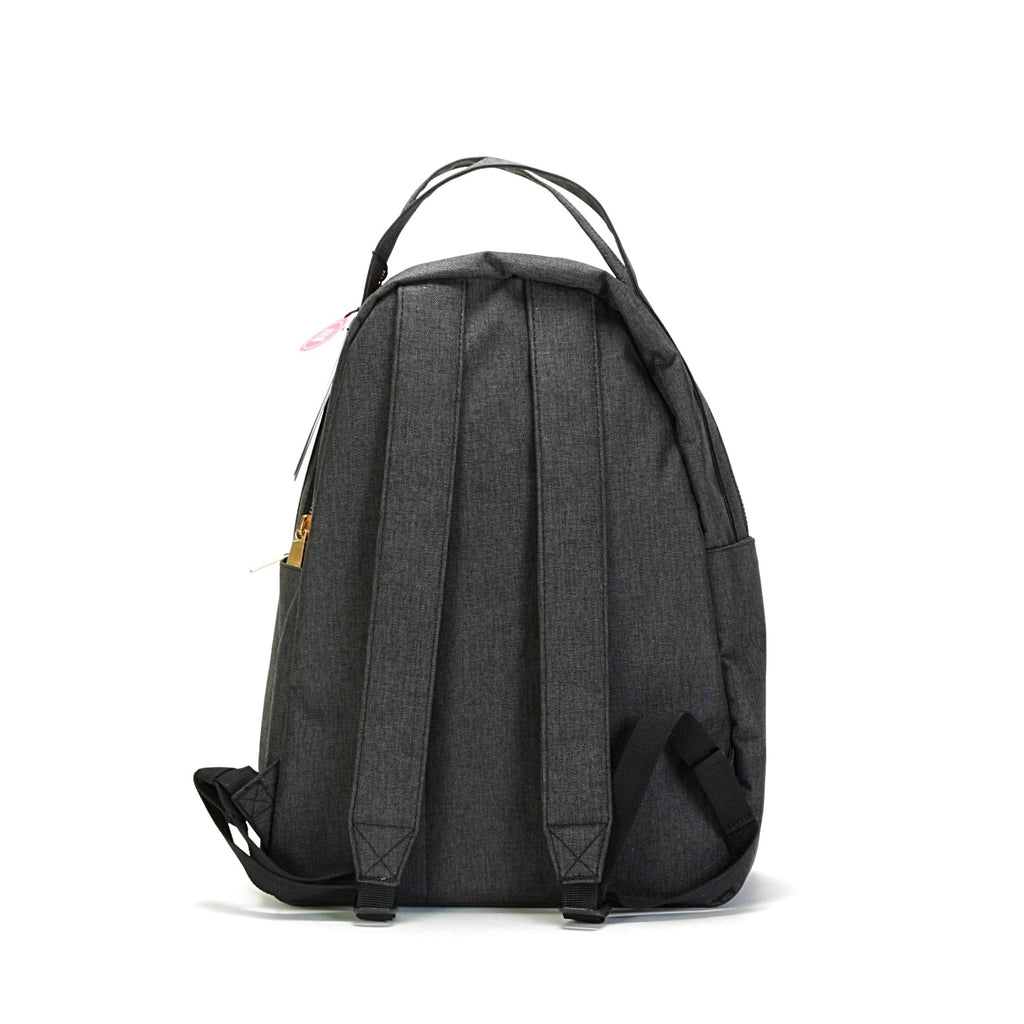 Nova Mid Backpack - Black Crosshatch