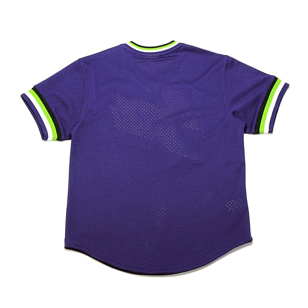 c889dad2cb2 MLB Mesh V-Neck - (Tampa Bay Rays) Purple – PRIME