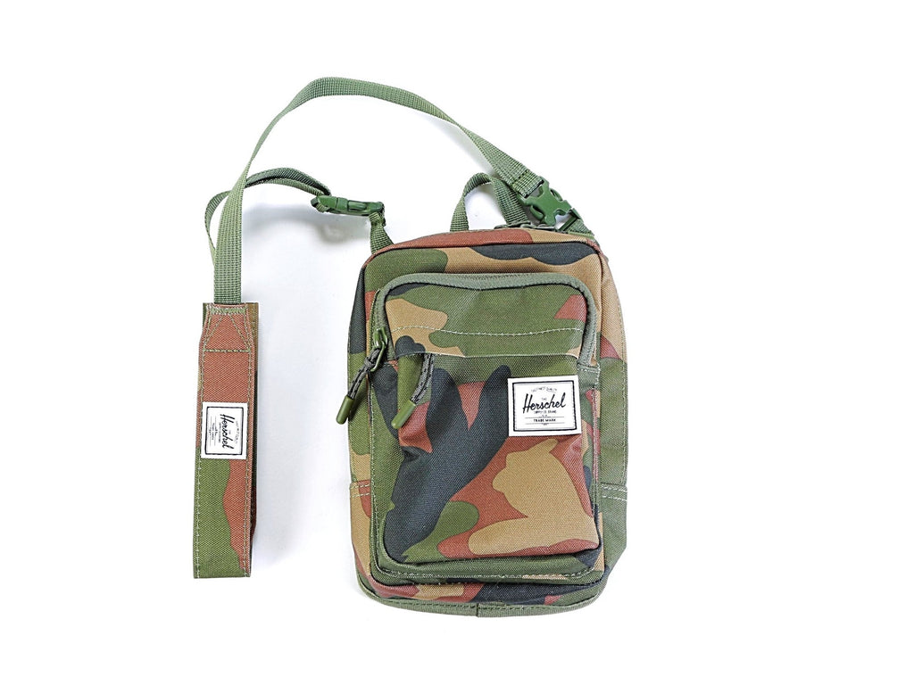 Form Crossbody - (Large) Woodland Camo