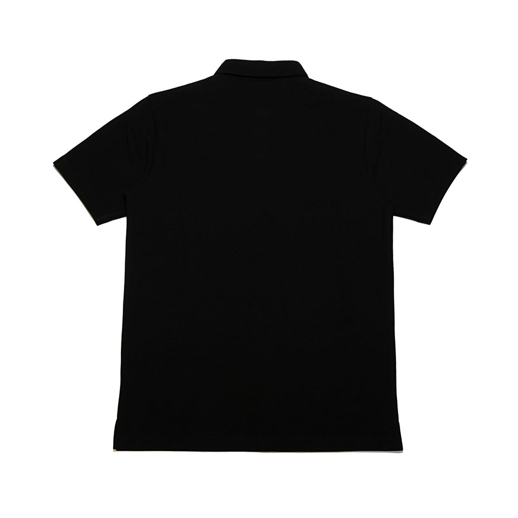 Index SS Polo - Black