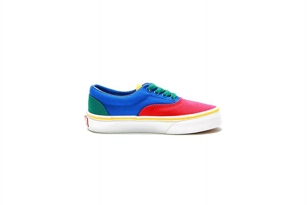 Kids' Era - (Primary Block) Lapis Blue/True White
