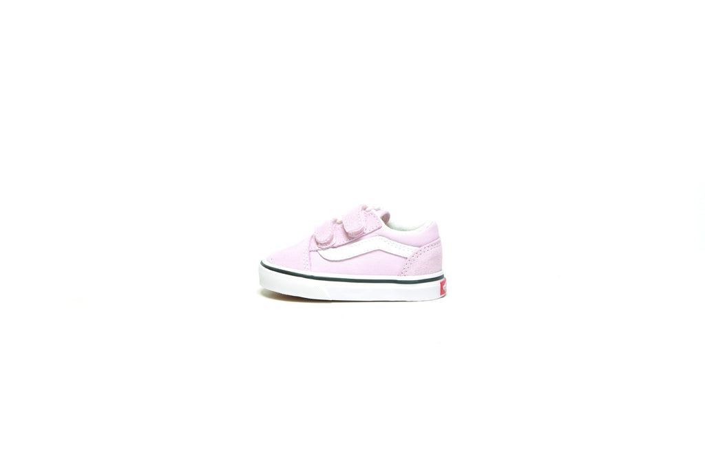Toddlers' Old Skool V - Lilac Snow/True White