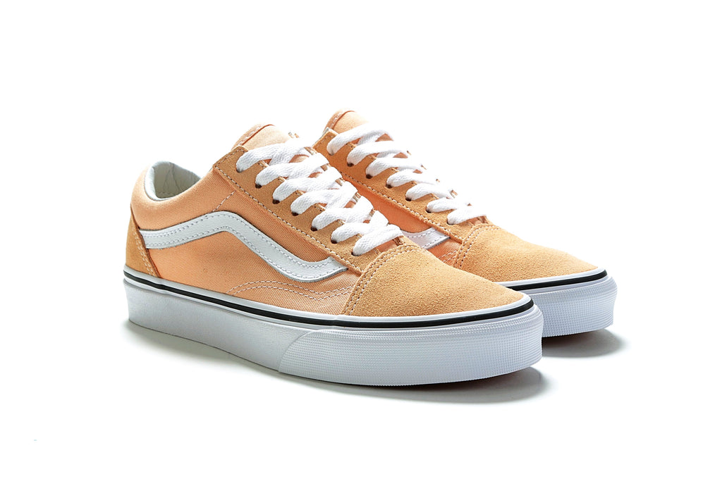 64fd071714 Old Skool - Bleached Apricot True White – PRIME