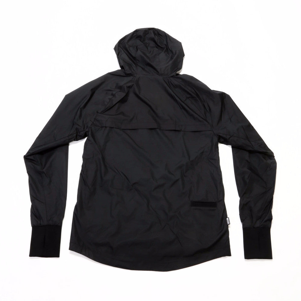 Men's Massiv Dakota Hooded Jacket - Black