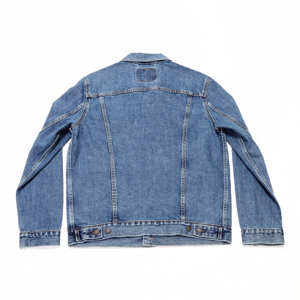 Trucker Jacket - Medium Stonewash