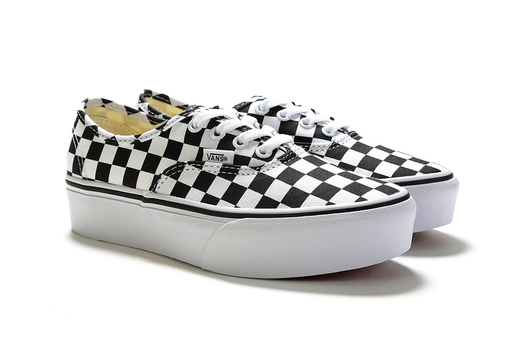 922ad9659f6f Authentic Platform 2.0 - Checkerboard True White – PRIME