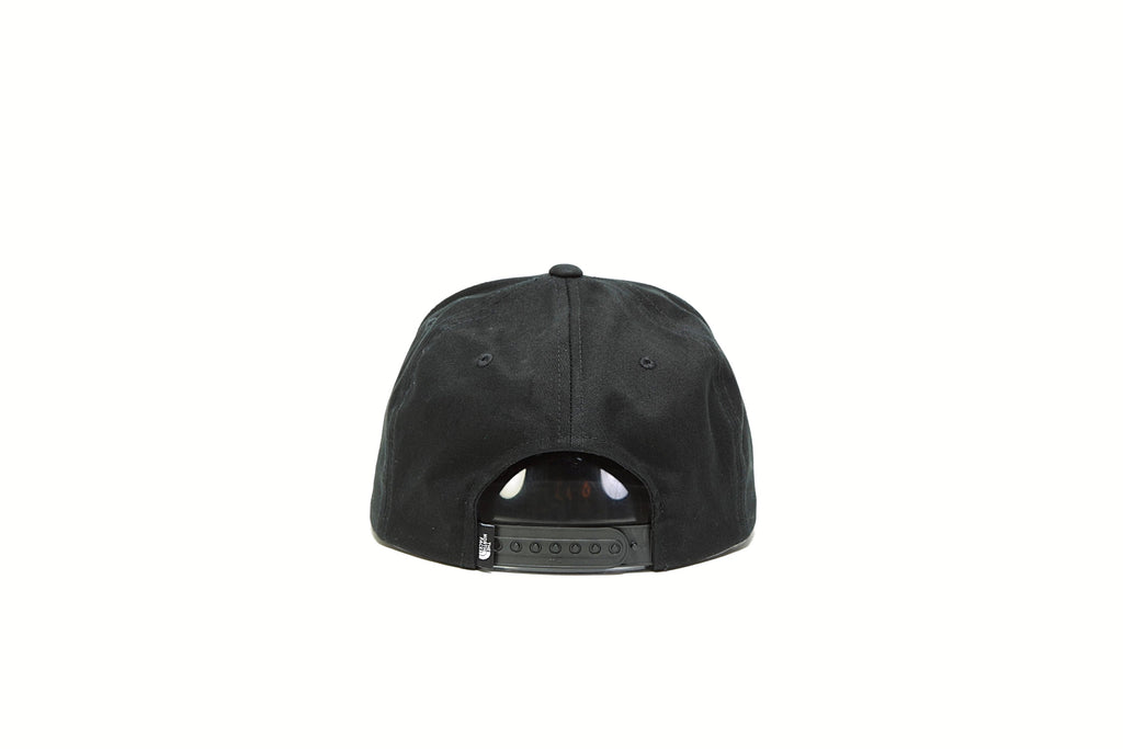 Street Ball Cap - Black/Red