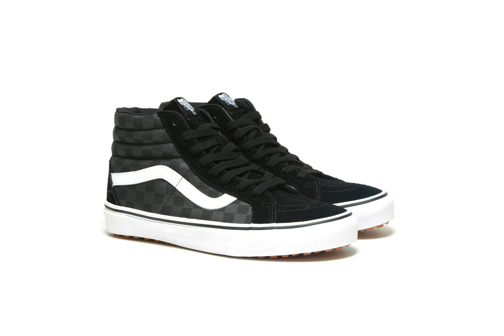 Sk8-Hi Reissue UC - (Made for the Makers) Black/Checkerboard