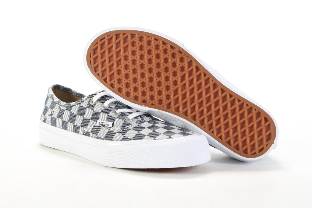 Authentic SF - Checkerboard Denim