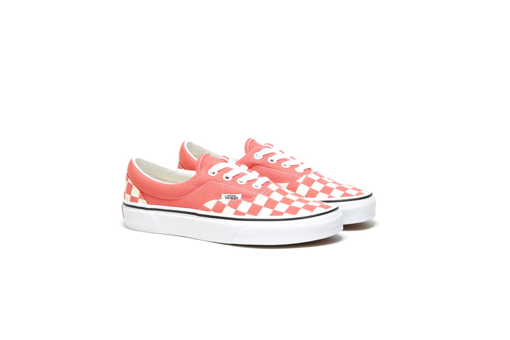 Era - (Checkerboard) Emberglow/True White