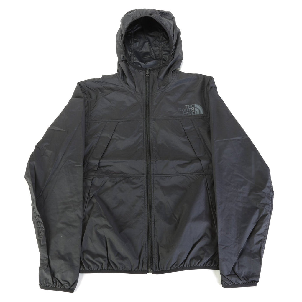 Telegraph Wind Jacket - Black [PAST SEASON]