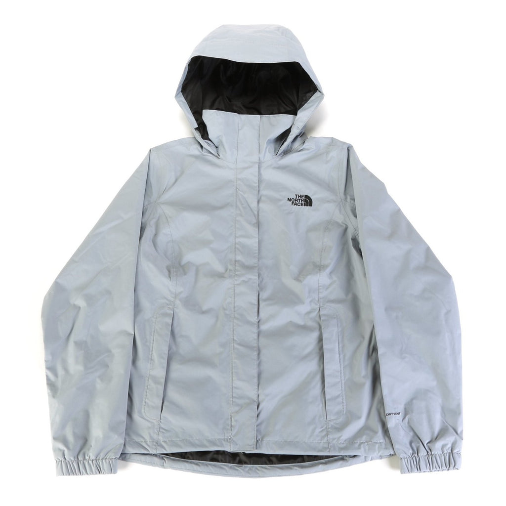 Women's Resolve 2 Jacket - Mid Grey/Black [PAST SEASON]