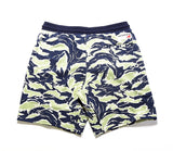 Athletic Short - Camo Green
