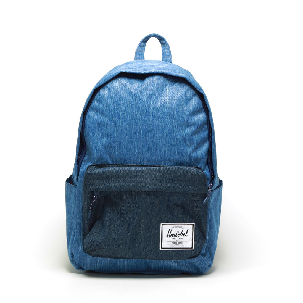 Classic XL Backpack - Faded Denim/Indigo Denim