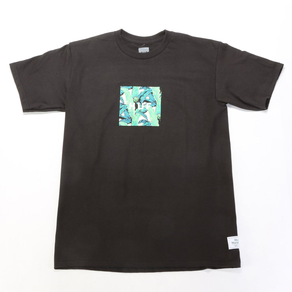 Foliage Box S/S Tee - Black