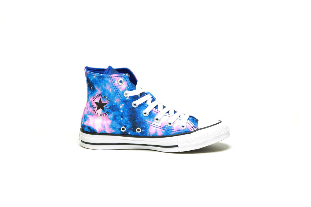 Women's CTAS Hi - (Miss Galaxy) Lapis Blue/Black/Barely Rose