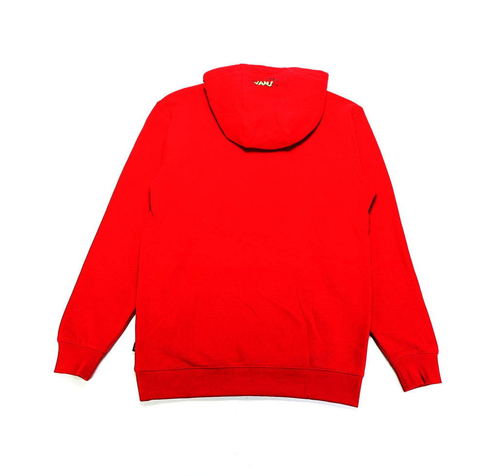 Classic Mickey PO Hoodie - (Disney) Chili Pepper