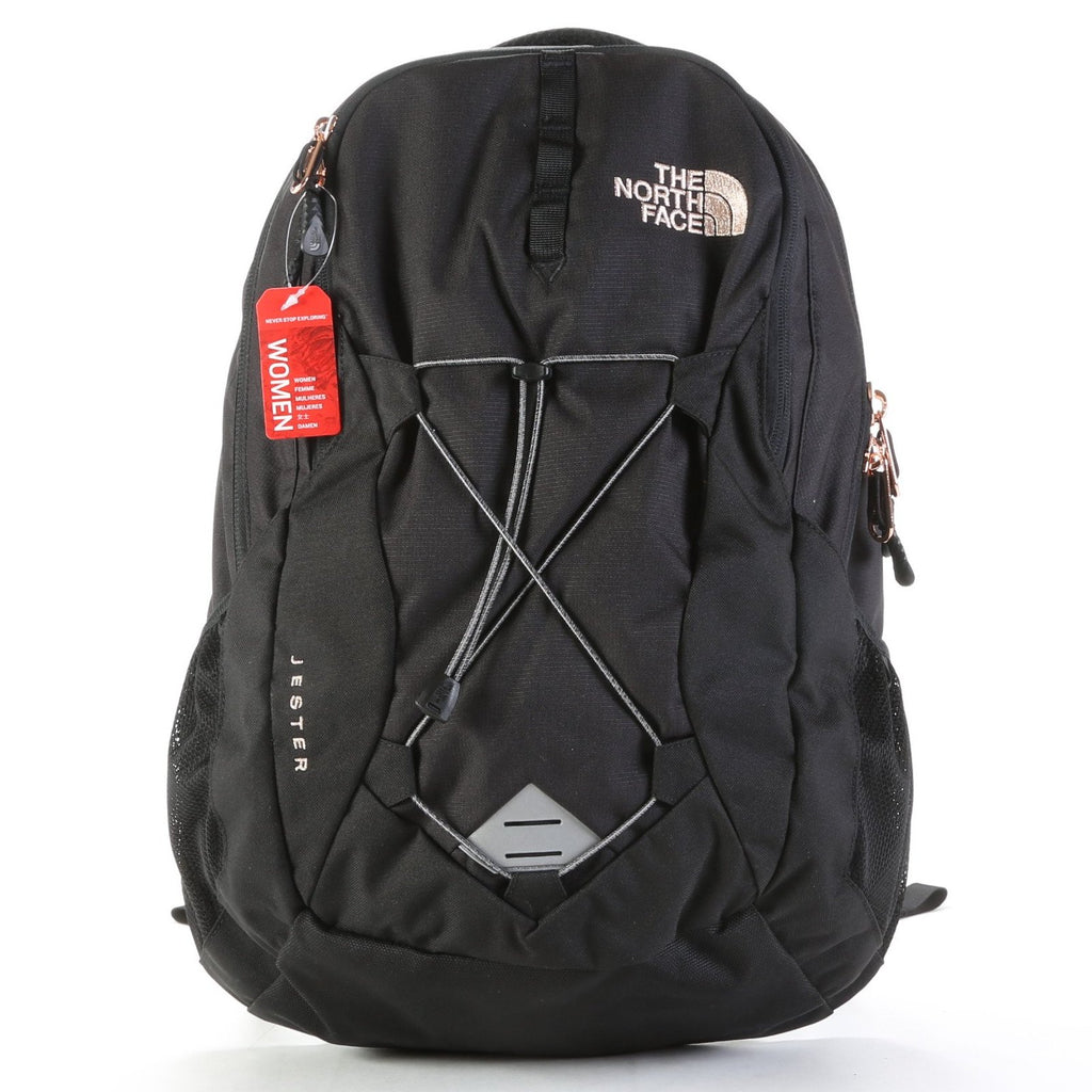 5d06716e6057 The North Face Jester Backpack Black- Fenix Toulouse Handball