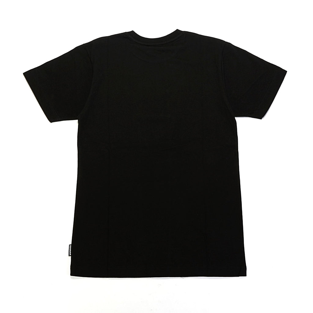 Butter Brickle SS Tee - Black
