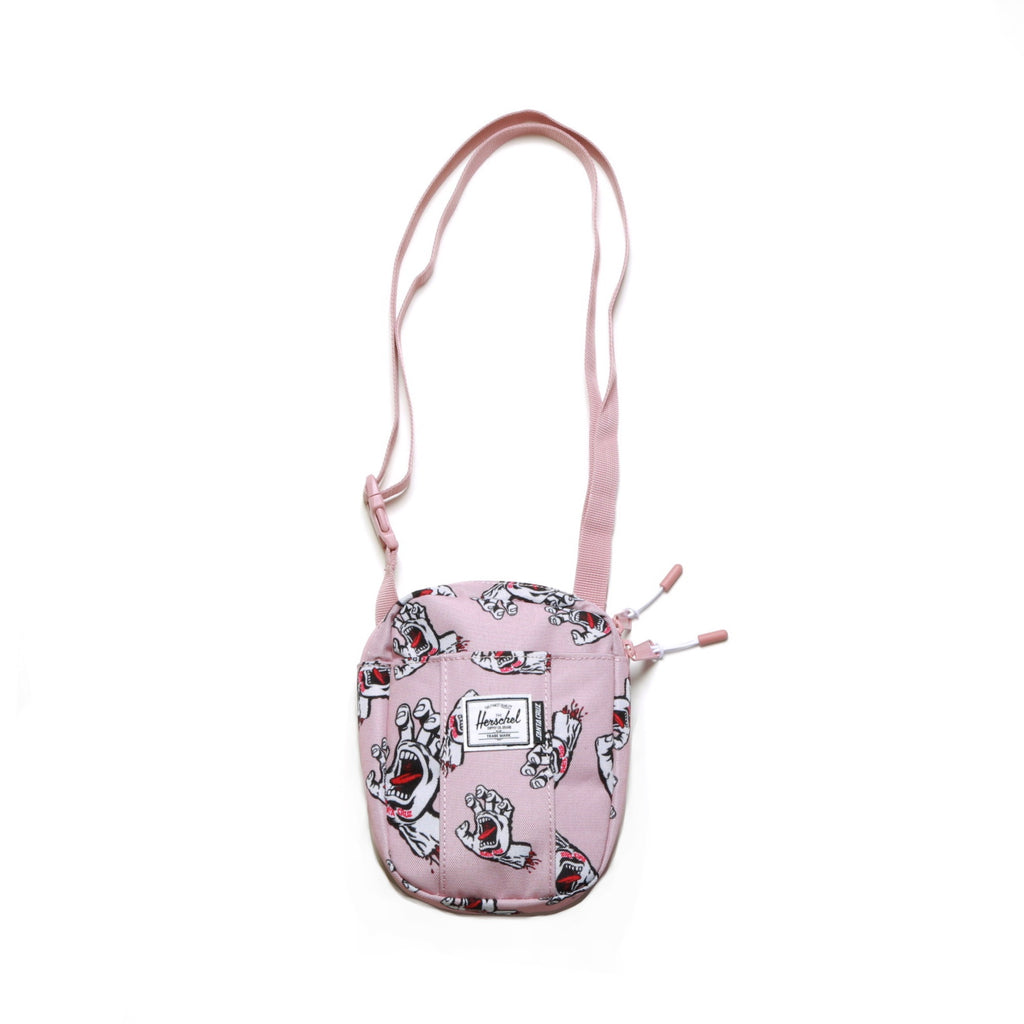 Cruz Crossbody - (Santa Cruz) Pale Mauve Screaming Hand