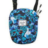 Cruz Crossbody - (Santa Cruz) Tie Dye Screaming Hand