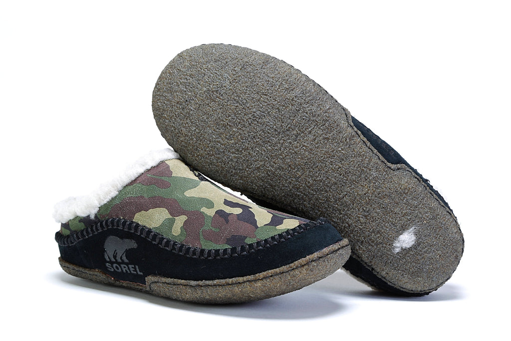 Falcon Ridge Slipper - Camo/Black