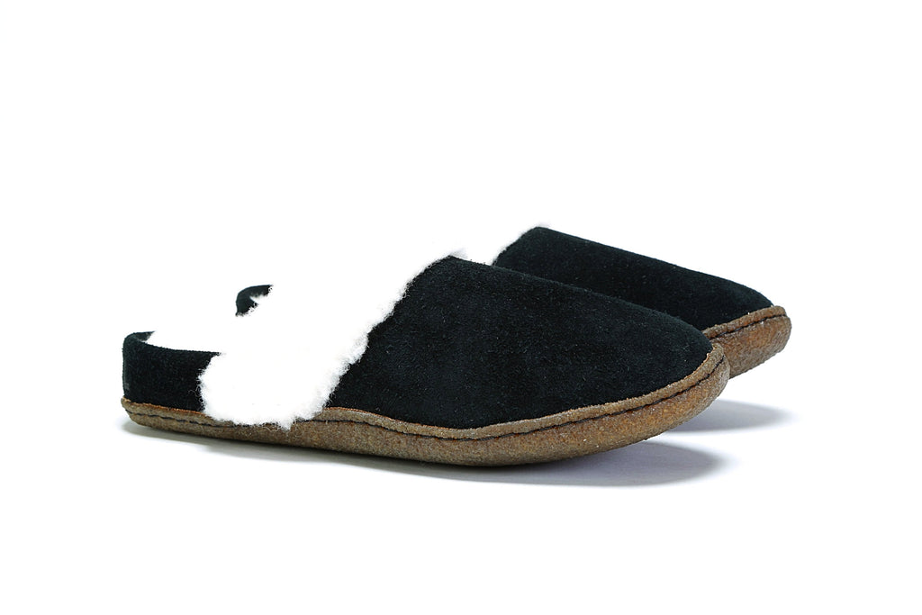 Women's Nakiska Slide II - Black/Natural