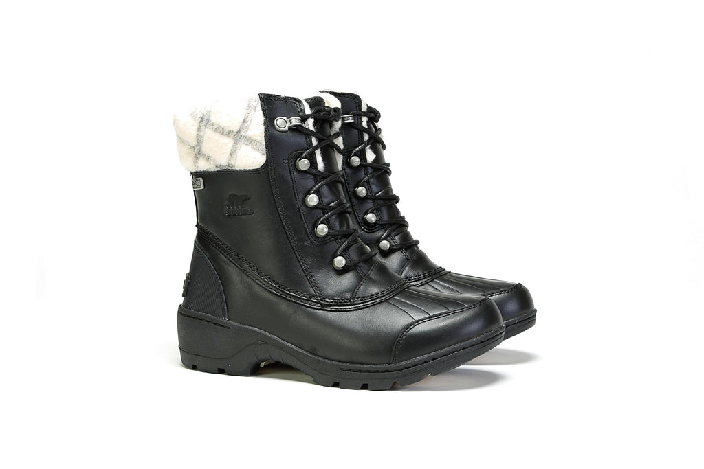 Women's Whistler Mid Boot - Black/Natural