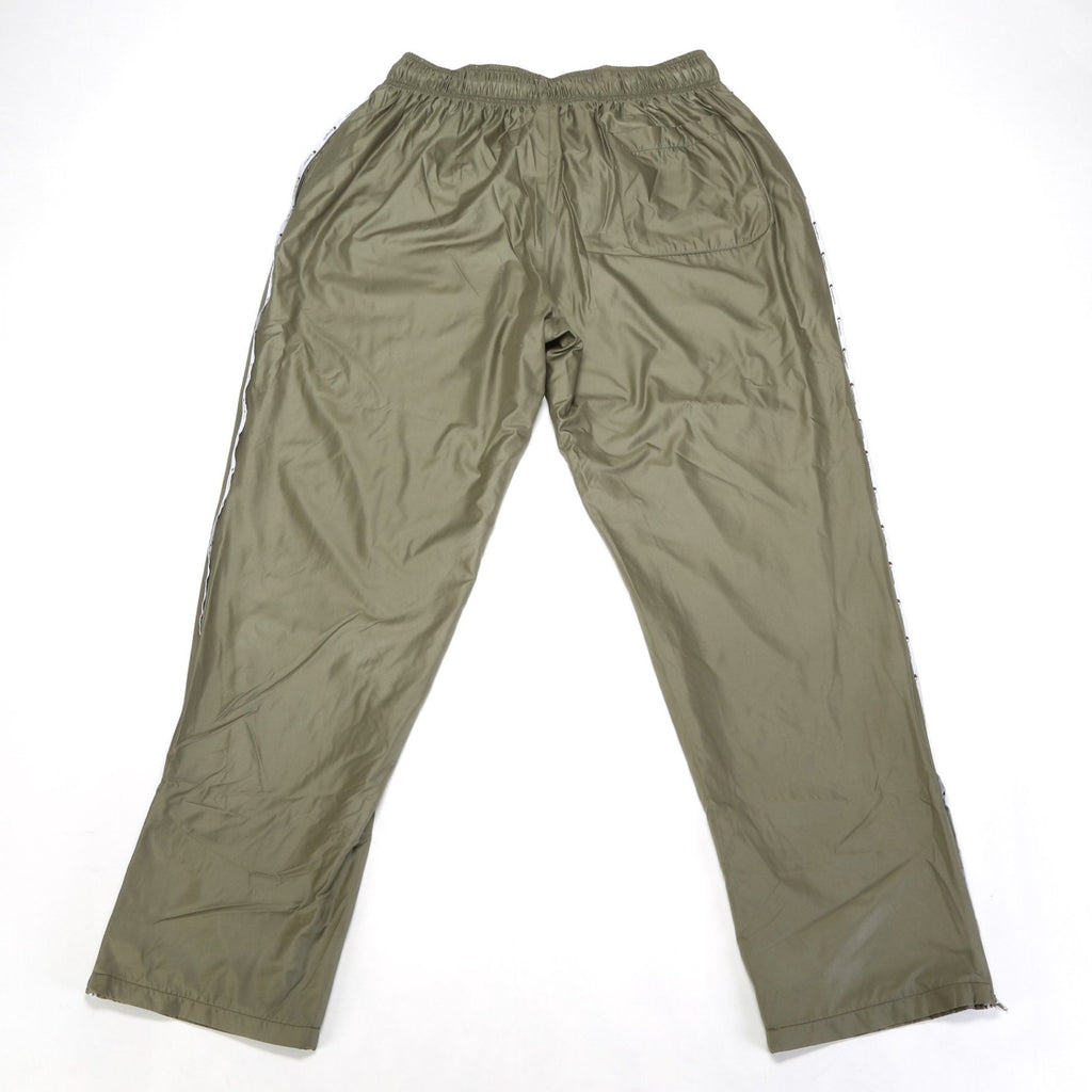 Satin Pant - Mission Green