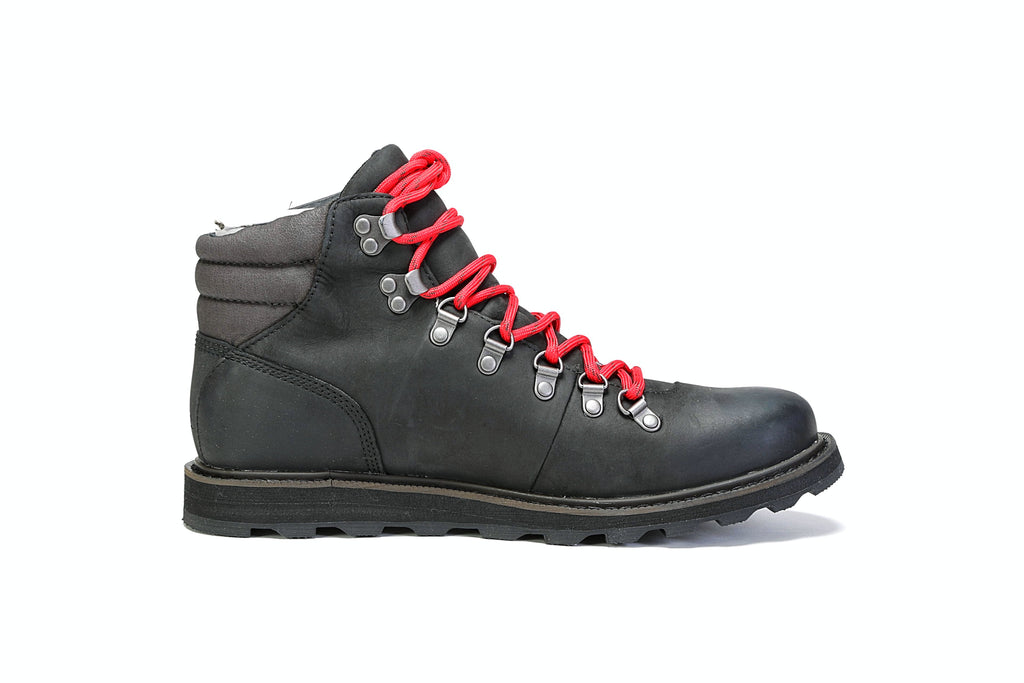 Madson Hiker Boot - Black