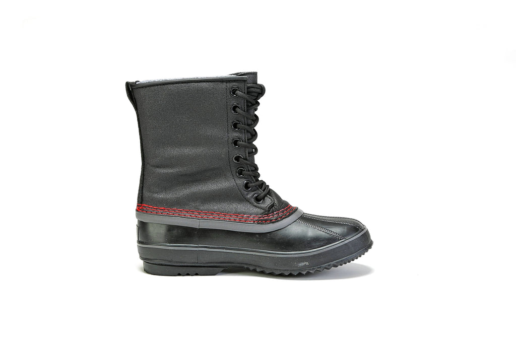 1964 Premium T CVS Boot - Black/Sail Red