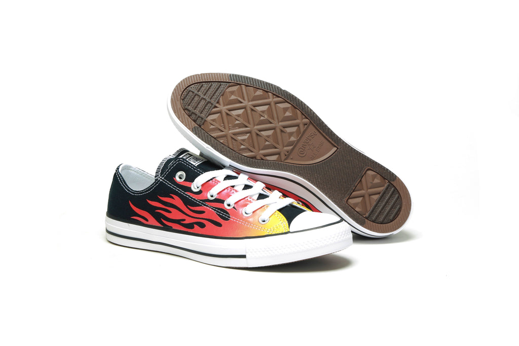 CTAS Ox - (Archive Flame) Black/Enamel Red/Fresh Yellow