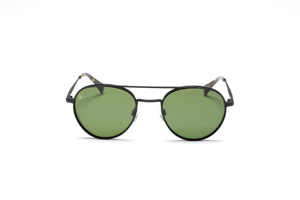 Aliso - Black/Brindle/Bottle Green Lens (51)