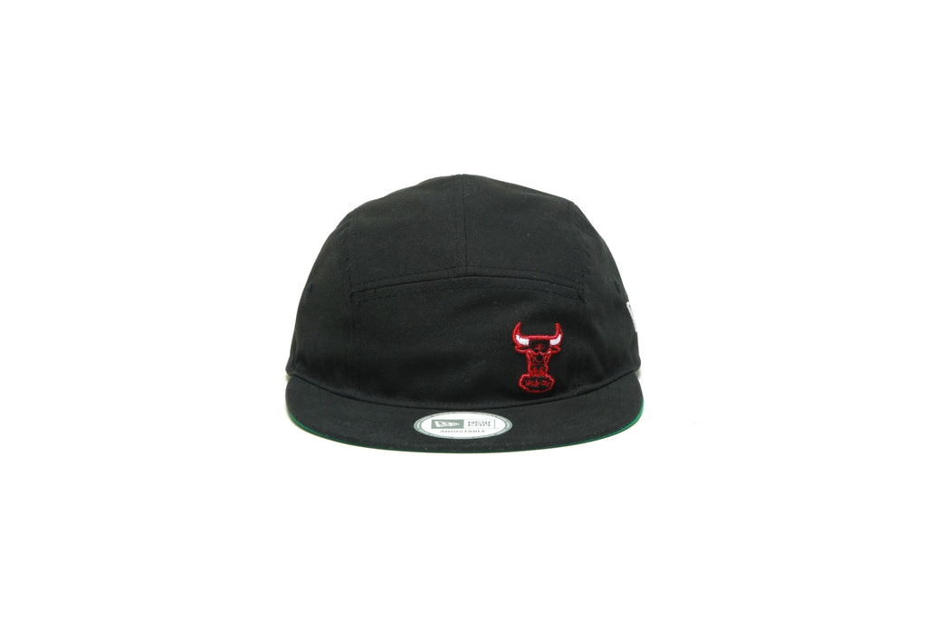 Basic Camper - (Chicago Bulls) Black