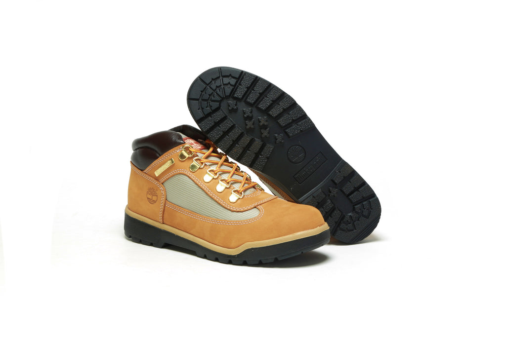 Junior's Field Boot (M) - Wheat