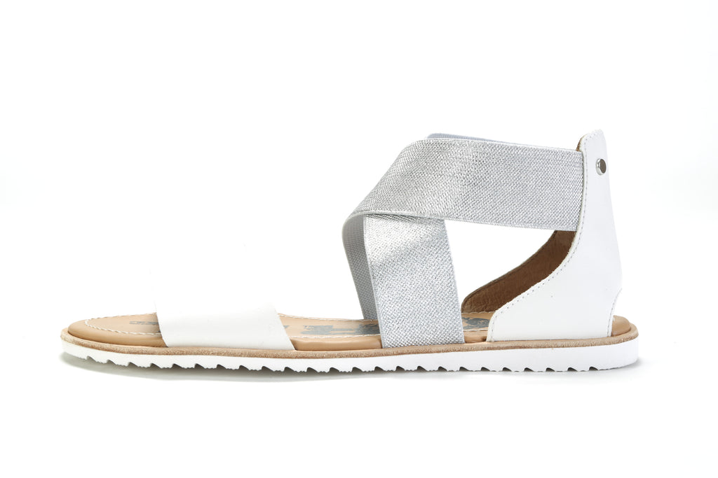 Women's Ella Sandal - White