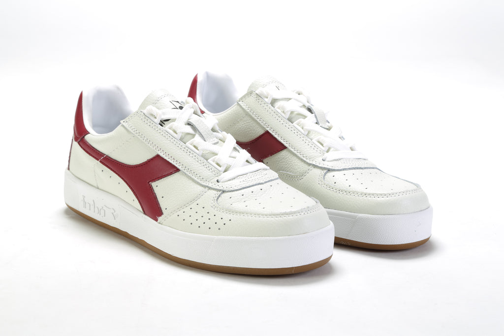 B.Elite - White/Tibetan Red