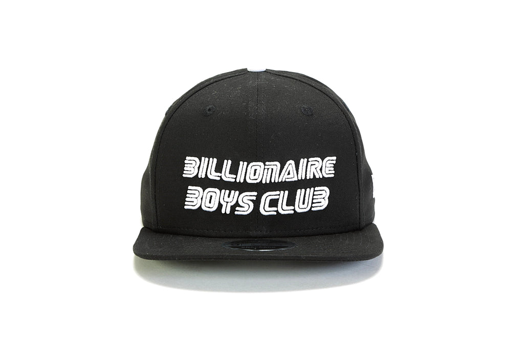 BB Boys Club Snapback Hat - Black